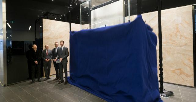 Menkes unveils restored Banksy artwork in Toronto's PATH system Image