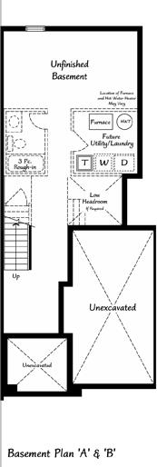 The Belevedere 3 Floorplan 3