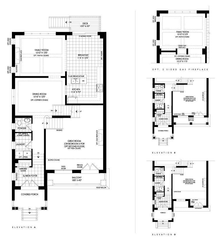 Rosemount Floorplan 1