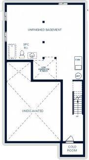 The Rockwell B Floorplan 3