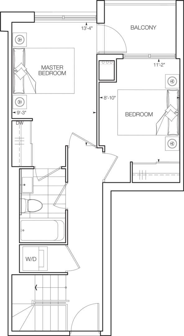 Meline Floorplan 2