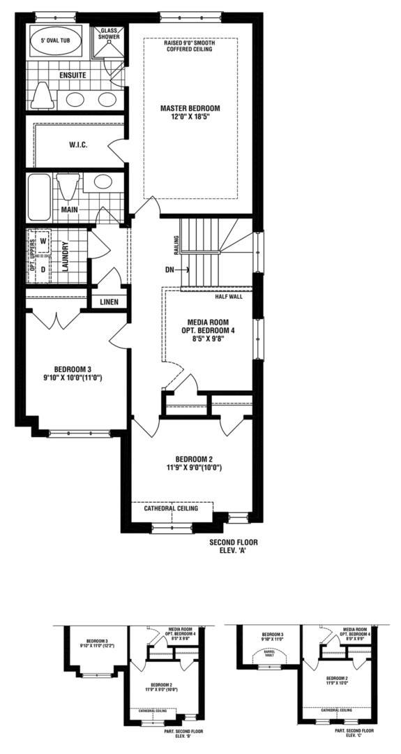 Glenbrook Lot 238 Floorplan 2