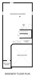 The Hampton IV A Floorplan 3