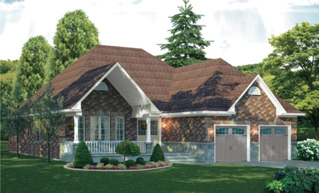 Lakeside Living in Innisfil by San Diego Homes