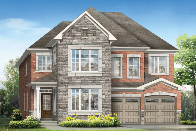 Queens Common in Whitby by Mattamy Homes