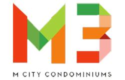 M3 Condominiums Logo