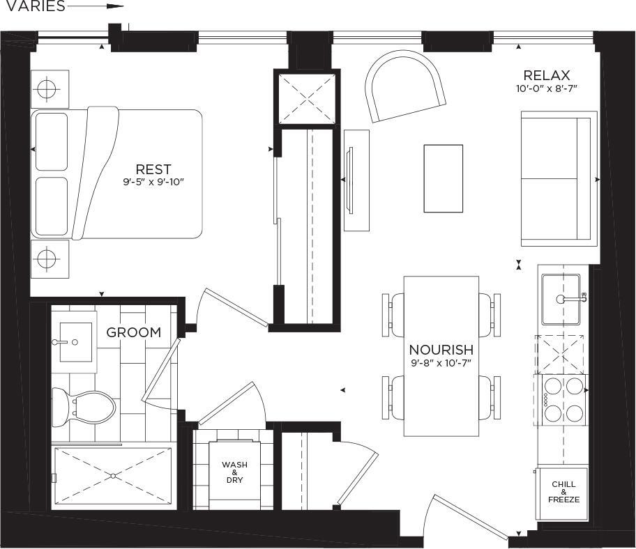 Spade Floorplan 1