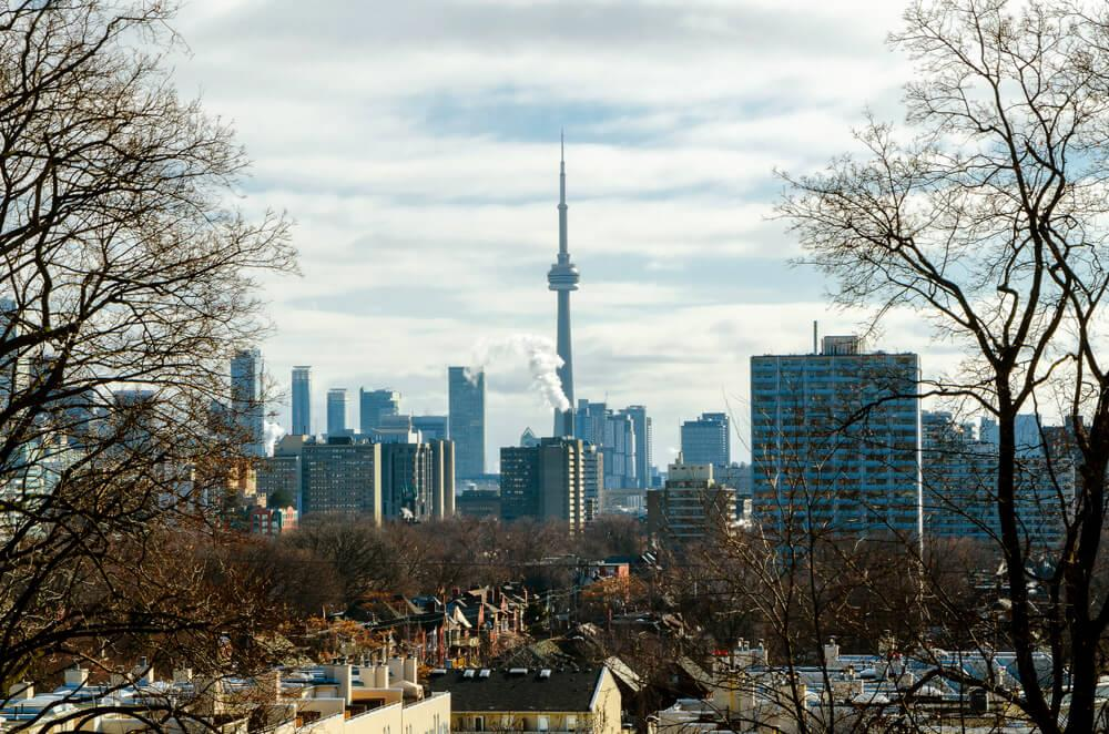 Toronto real estate may be at risk of a rapid price correction, says IMF Image