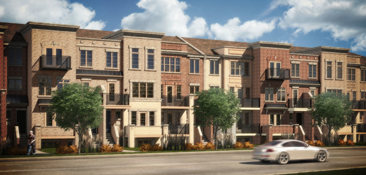 Construction Starting Soon at The Brownstones at Westown! Image