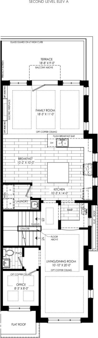 Solace Exposed End Floorplan 2