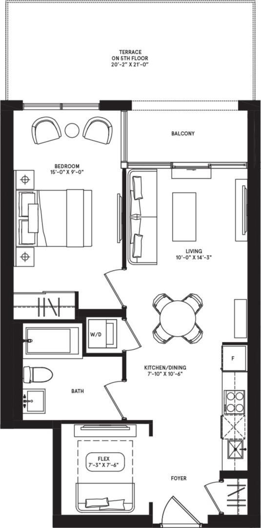 Hanoi Podium Floorplan 1