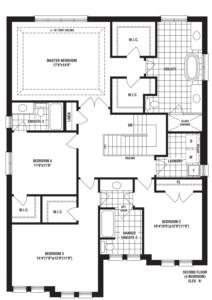 Macdonald A Floorplan 2