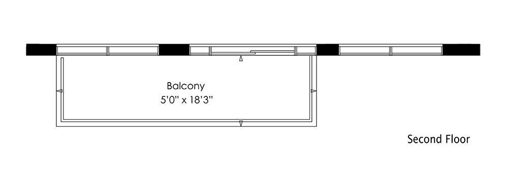 2D+D Floorplan 2