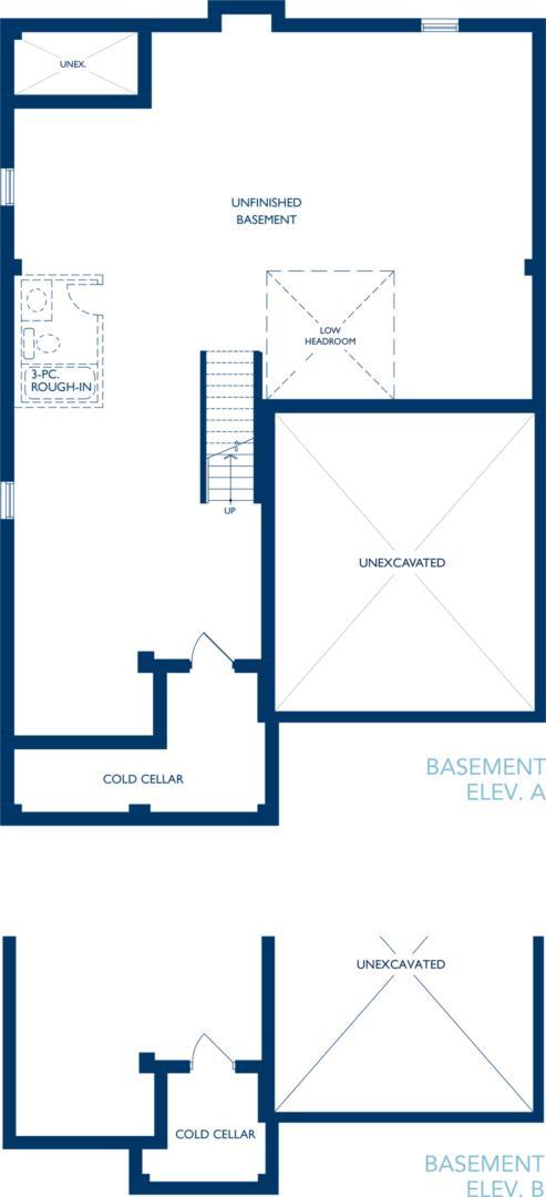 Huntington Floorplan 1
