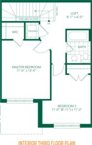 The Tulip Floorplan 3