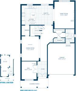 Florentine II Floorplan 1