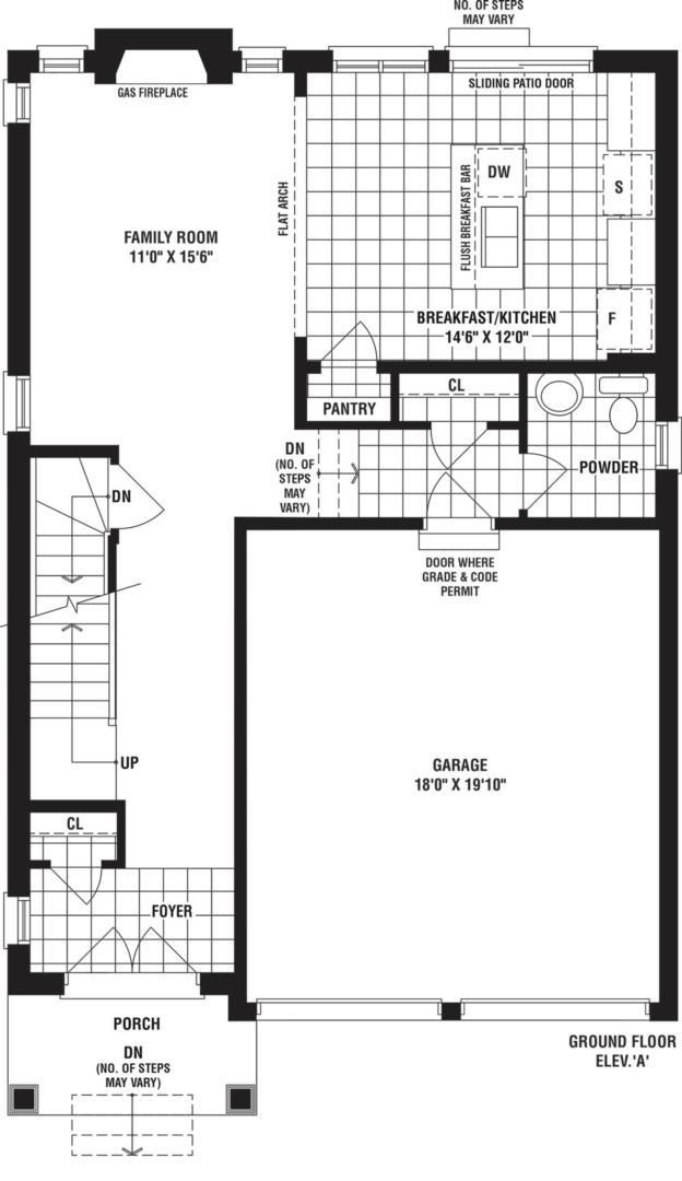 Golden Floorplan 1