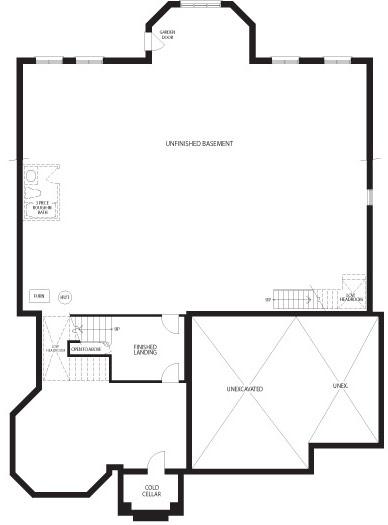 The Hawthorn Floorplan 3