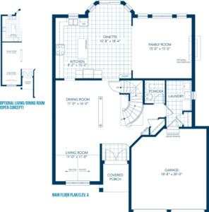 York Floorplan 1
