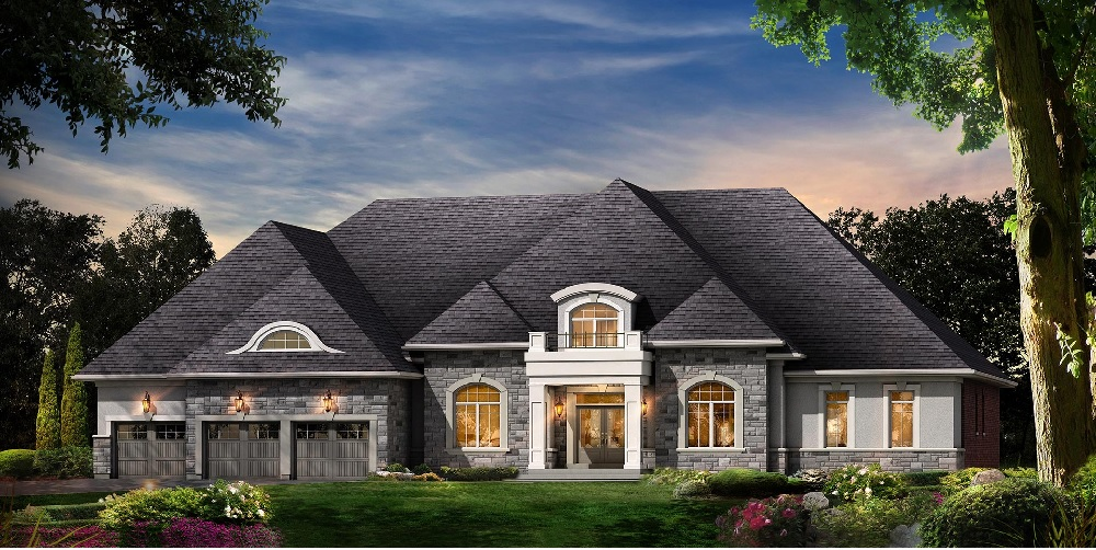 Lavish estate homes in East Gwillimbury now selling! Image