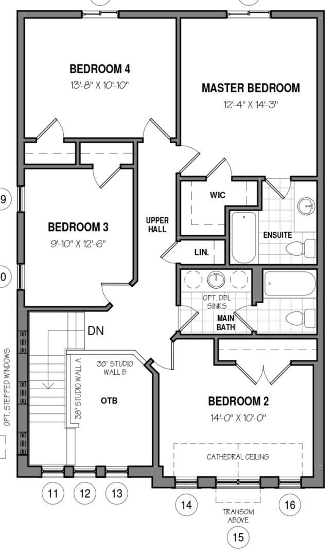 The Manchester 34 IV B Floorplan 2