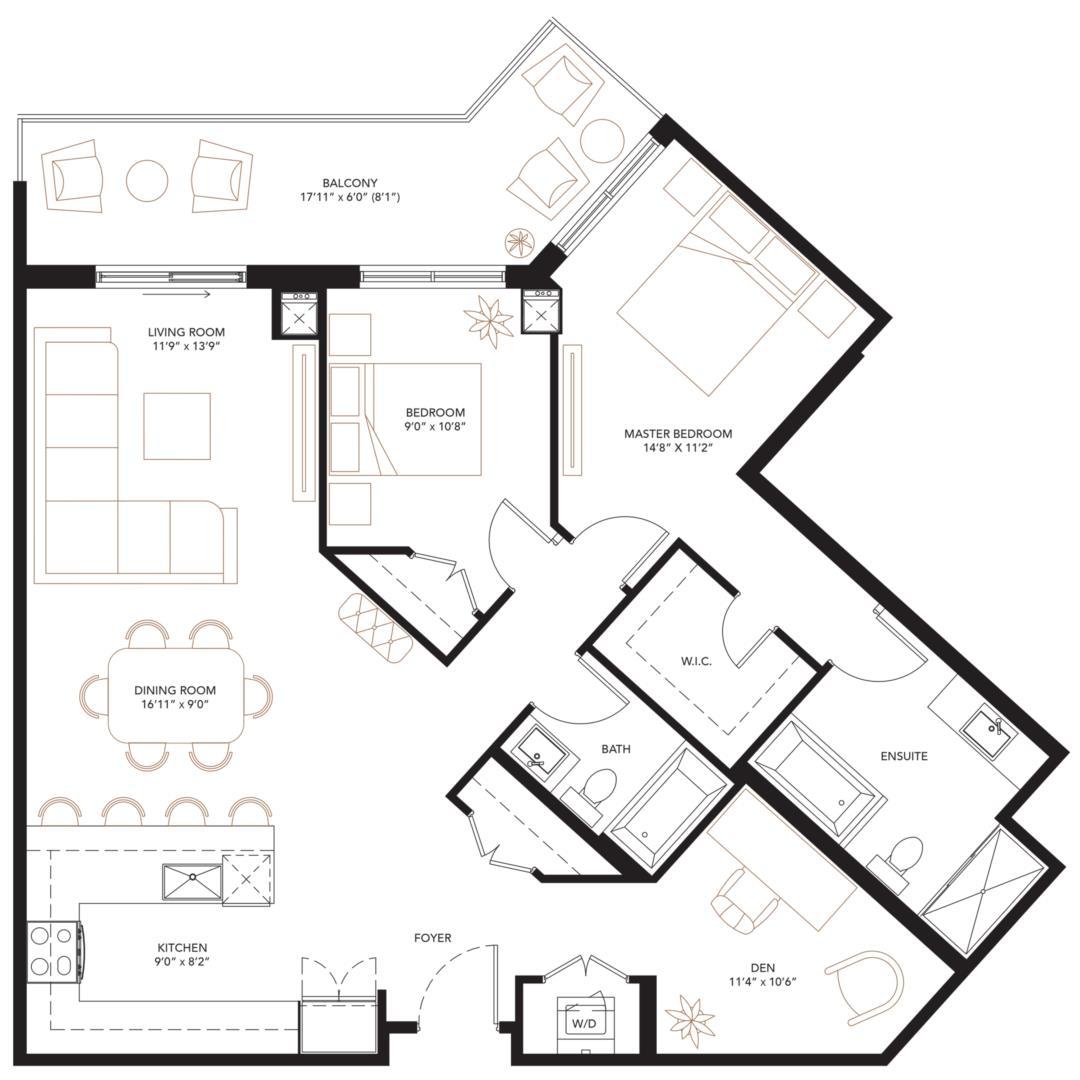 Franck Floorplan 1
