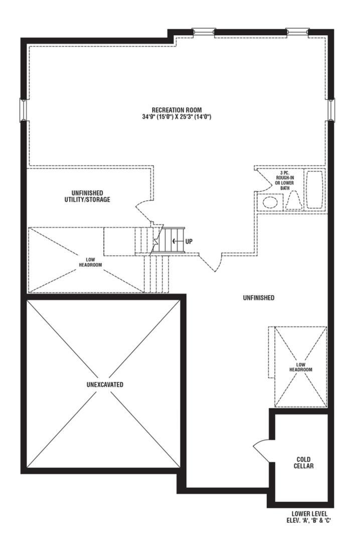 Sparkling Floorplan 3