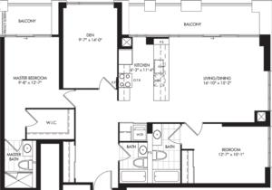 D Floorplan 1