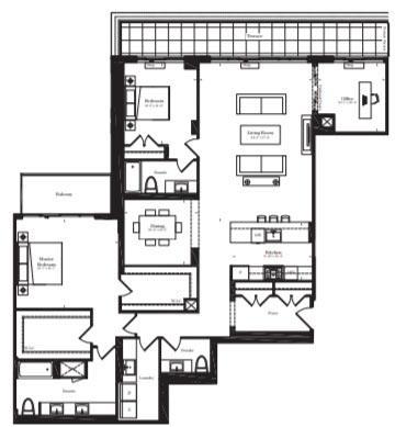 Glencairn Floorplan 1