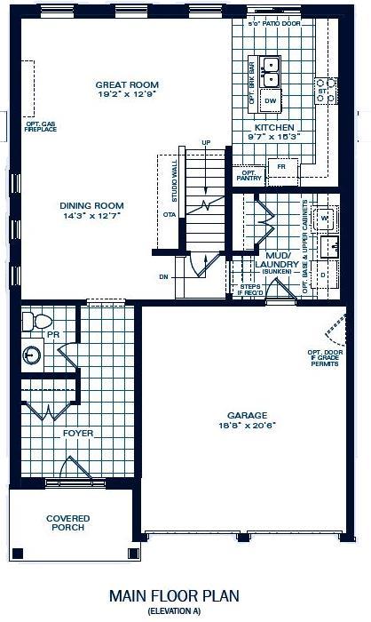 The Rahi D Floorplan 1