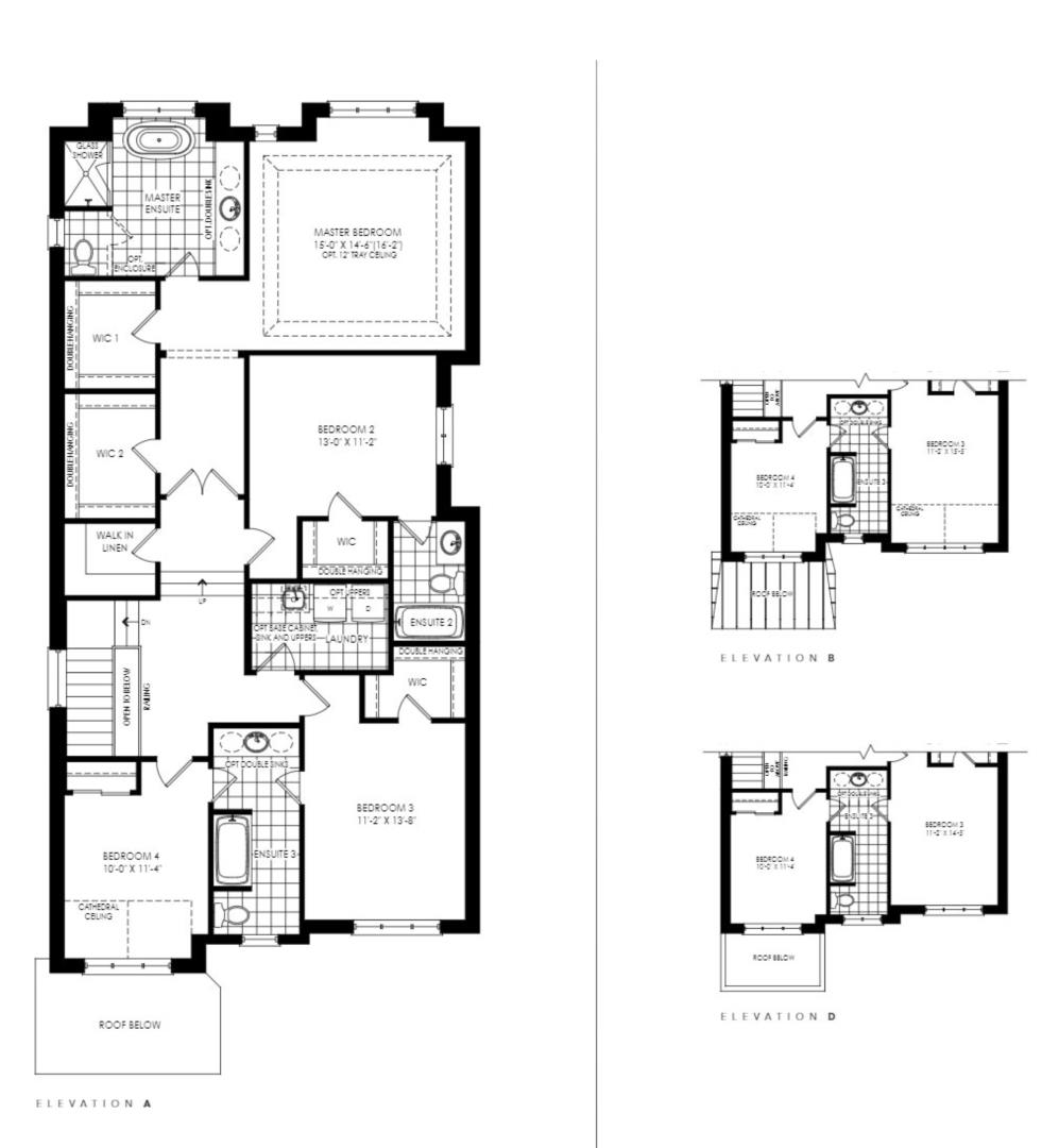 Lot 100 - Winchester D Floorplan 2