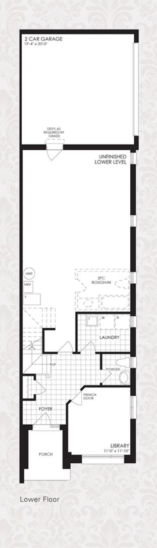 The Oxford Collection - The Oxford 2 Floorplan 1