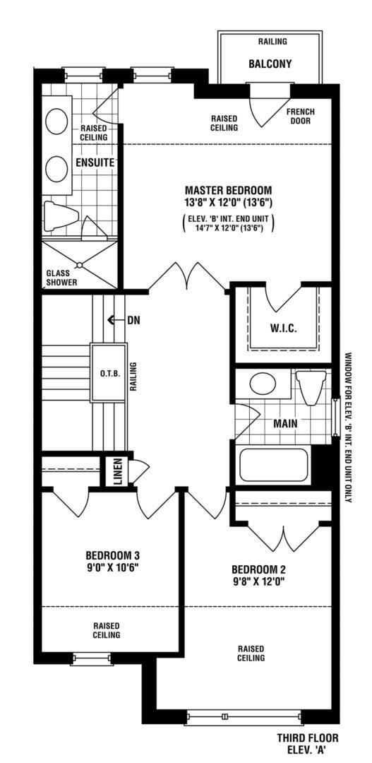 Veranda Corner Floorplan 1