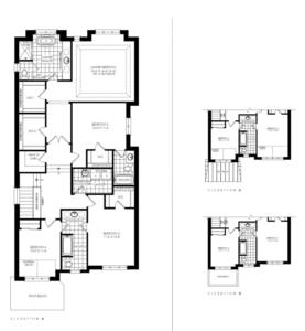 Lot 105 - Winchester D Floorplan 2