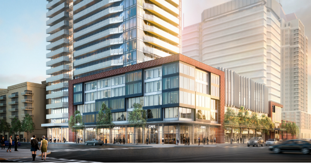 Wesley Tower is coming to Mississauga this August! Image