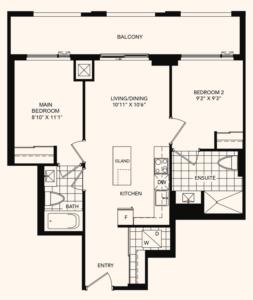The Wallenberg Floorplan 1