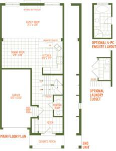 Villa Floorplan 1