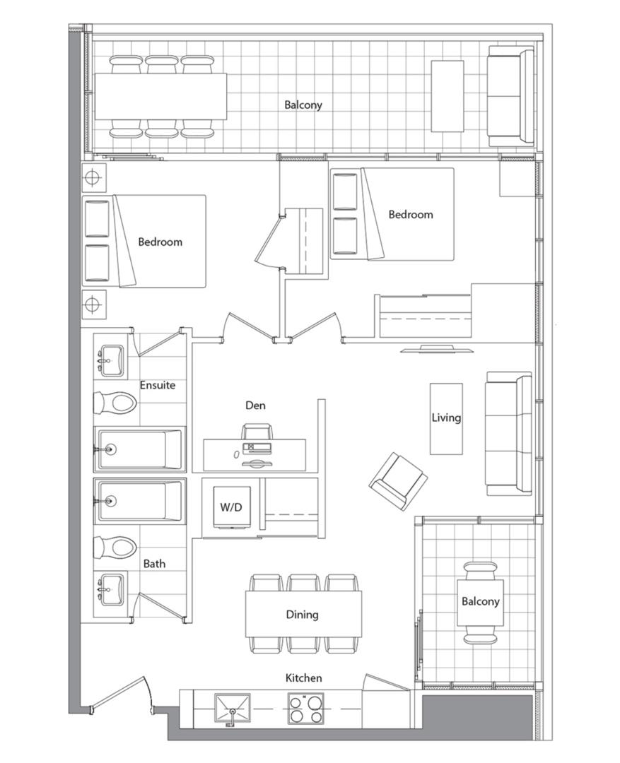 Podium 03 Floorplan 1