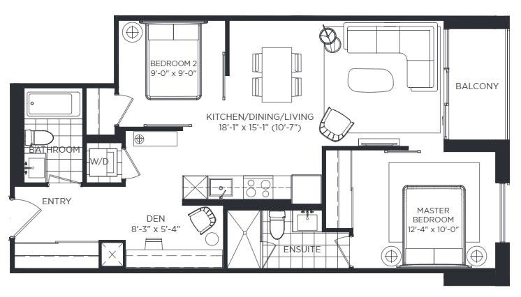 Sutherland Floorplan 1