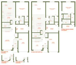 The Oakmont Floorplan 1