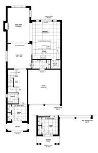Stoney Creek Floorplan 1