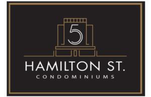 5 Hamilton St. Logo