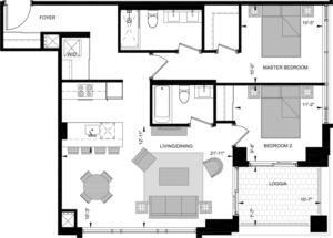LE-W Floorplan 1