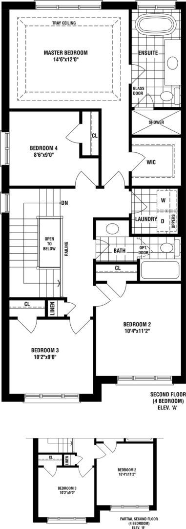 Cayenne B Floorplan 2