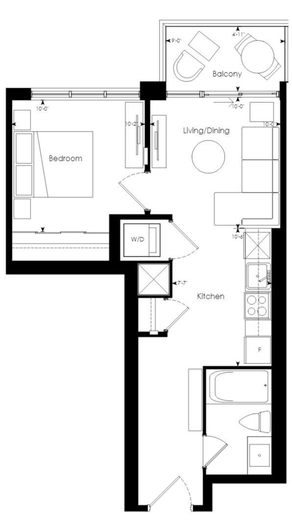 Tower 09 Floorplan 1
