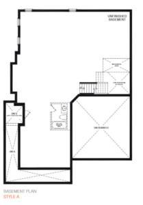 Wedgewood Corner Floorplan 3