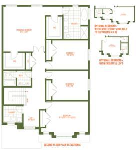 The St, Andrew Floorplan 2