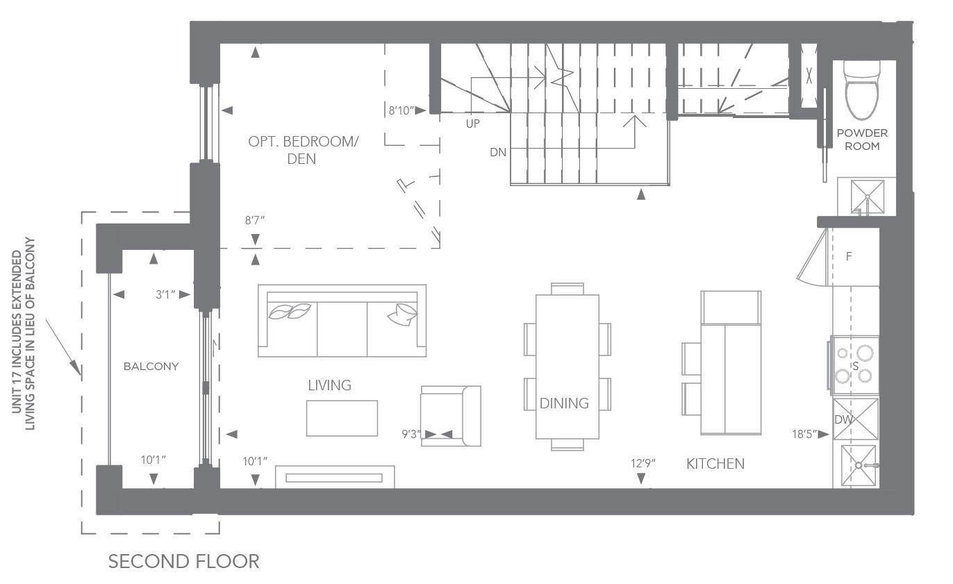 No. 17 Floorplan 2