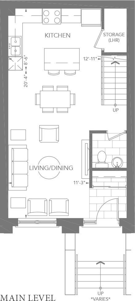 3A Floorplan 1