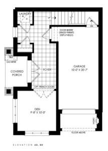 Windsor Corner Floorplan 1